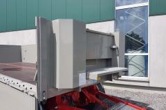 2 Achs Drehschemel Anhänger mit Baustoffpritsche (1)