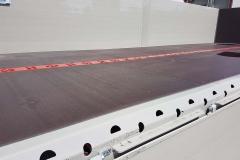 2 Achs Drehschemel Anhänger mit Baustoffpritsche (6)