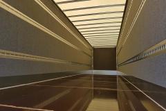 2 Achs Sattelauflieger mit Möbel Kofferaufbau und verzinktem Chassis (1)
