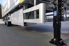 LANG-Auflieger TYP 1  mit Kofferaufbau und Airlineschienen - Bahnverladbar