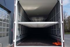 manuell verfahrbarer Doppelboden zum Transport von Möbeln auf 2 Ebenen (1)