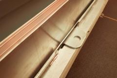 TALS Außenrahmen mit verschiebbaren Ladungssicherungs-Winkeln