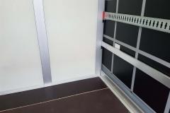 Umbau der Fahrerkabine auf eine Hatscher Schlaf- und Dachschlafkabine mit Schiebespannplanenaufbau (2)