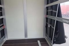 Umbau der Fahrerkabine auf eine Hatscher Schlaf- und Dachschlafkabine mit Schiebespannplanenaufbau (6)