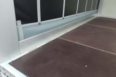 Umbau der Fahrerkabine auf eine Hatscher Schlaf- und Dachschlafkabine mit Schiebespannplanenaufbau (1)