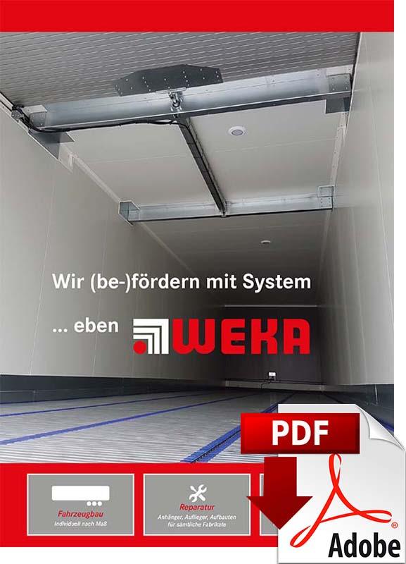 weka broschüre fördersystem